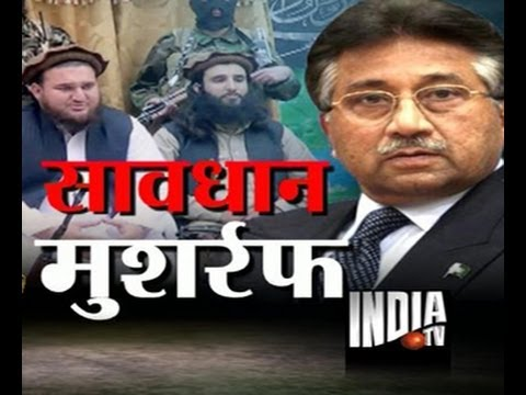 Musharraf returns to Pakistan after self-exile, faces death threat