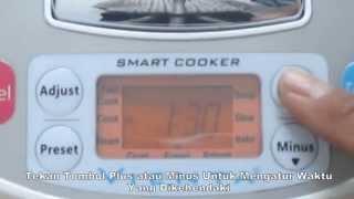 Vienta Smart Cooker Fungsi Preset