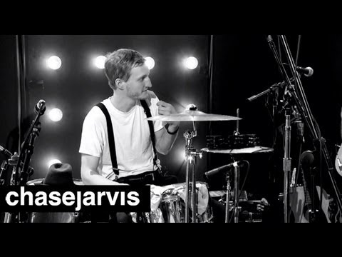 Chase Jarvis Live: The Lumineers video