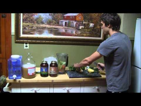 Healthy Carrot Juice Recipe with Vita-Mix