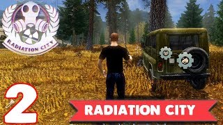 Radiation City Android / iOS Gameplay - Riding Jeep ( Radiation Island 2 )