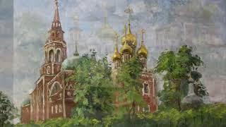 Лариса Серебренникова.  Храмы России