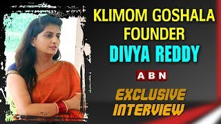 Klimom Goshala Founder Divya Reddy | Exclusive Interview