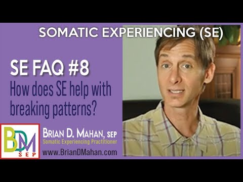 Somatic Experiencing FAQ #8 - Does Somatic Experiencing Help With Brea