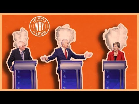 Old Men and In-Fighting: A Democratic Debate | The News & Why It Matters | Ep 371
