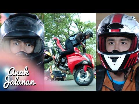 Haikal Iyan kaget kalo Boy udah pake motor lagi [Anak Jalanan] [17 Nov 2015]