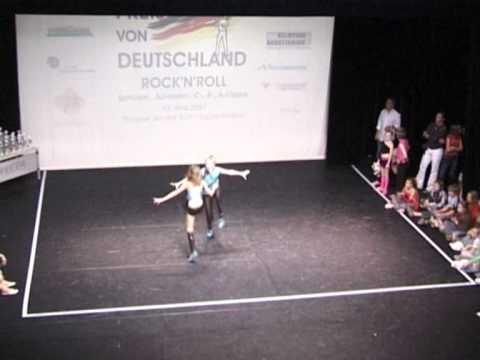 Francesca Gregorovic & Severin Geißler - Großer Preis von Deutschland 2007