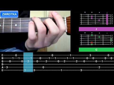 Jak Zagrać - Rufus Wainwright - Hallelujah - Fingerstyle + Chwyty