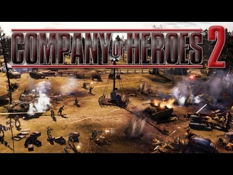 Company of Heroes 2 Gameplay #1 - The Beginning