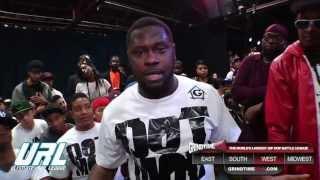 GTN Rap Battle- Okwerdz vs T-Rex