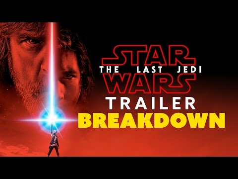 Star Wars: The Last Jedi THEORIES & Trailer Breakdown! - The Know Movie News