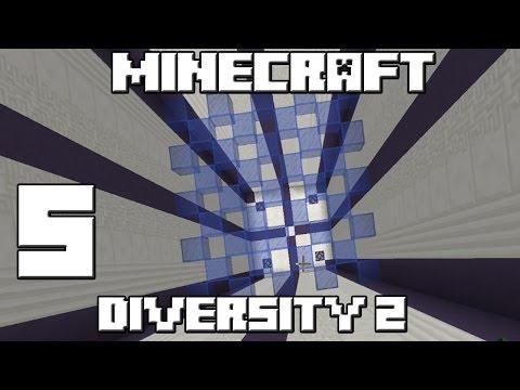 Minecraft Mapa DIVERSITY 2 Capitulo 5