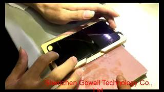 New coming--GLASS ASSEMBLY for iPhone 6/6s 6+/sPlus (Glass,OCA,Pol,Frame pre installed)--From Gowell