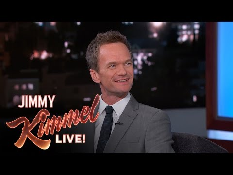 Neil Patrick Harris on Prepping for the Oscars
