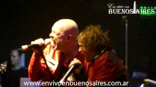 Reach out for the light - Avantasia (Buenos Aires 15-12-2010)