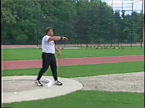 Shot Put Instructional Video Video