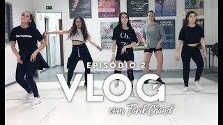 VLOG   com Tarik Chand - Aulas, Républica Checa e Hip Hop Unite - Ep.2