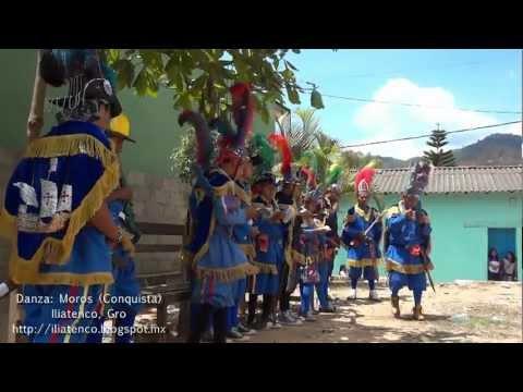 Danza: Moros, Iliatenco Cuarto Viernes