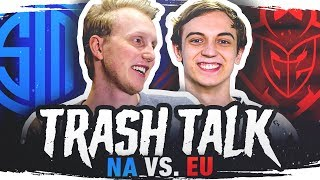 TRASH TALK | TSM vs. G2 (Rift Rivals)