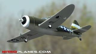 Upgraded Airfield 800mm Series Warbirds Performance Test!!