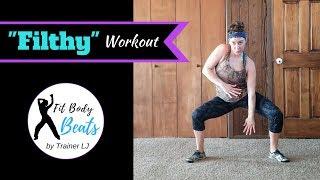 "Download Lagu Justin Timberlake ""Filthy"" Fit Body Beats Workout | HIIT Dance Fitness Zumba | Full Body Burn Gratis STAFABAND"