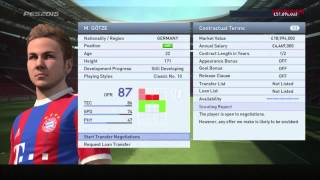 PES 2015 - New modes trailer