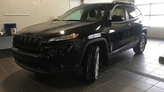 2014 Jeep Cherokee| North | Brilliant Black Pearl | Courtesy Chrysler