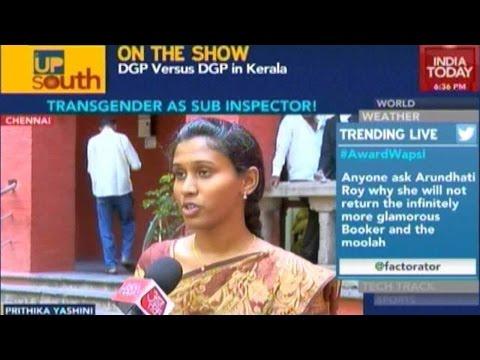 Up South: Tamil Nadu Gets Its First Transgender Police Officer