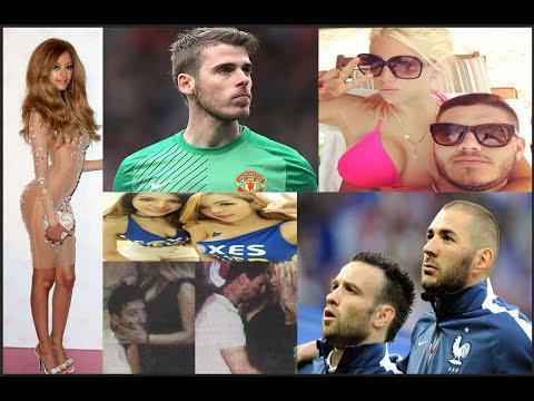 10 ESCÁNDALOS SEXUALES de Futbolistas (Feat. De Gea, Icardi, Terry, Messi, Cristiano y otros cracks)