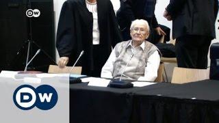موظف سابق في معسكر نازي يقر للمحكمة بذنبه   الجورنال