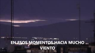 Avistamiento ovni en madrid españa el 14 de mayo del 2017