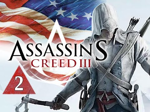 Assassin's Creed 3 Walkthrough - Part 2 Dangerous Waters Let's Play AC3 Gameplay Commentary
