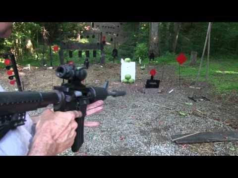M16 Full Auto Suppressed