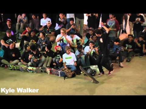 Zumiez Best Trick: Johnny Romano Texas Skatejam for Make a Wish