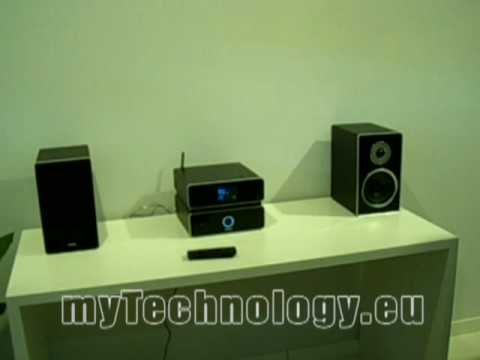 Philips Micro Hi-Fi MCI500H at Consumer Lifestyle Event 2009