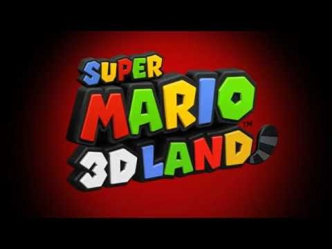 Super Mario 3D Land - Nintendo 3DS Trailer nova logo