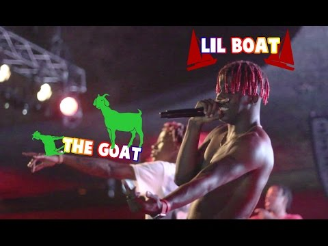 Lil Yachty Performs 'Fresh Off A Boat' w Rich The Kid | Shot by @omgimwigs