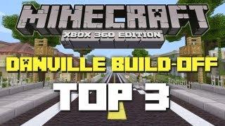 Minecraft: PC Map Puzzle Challenge! (Castle, Los Dangeles, & Danville!)