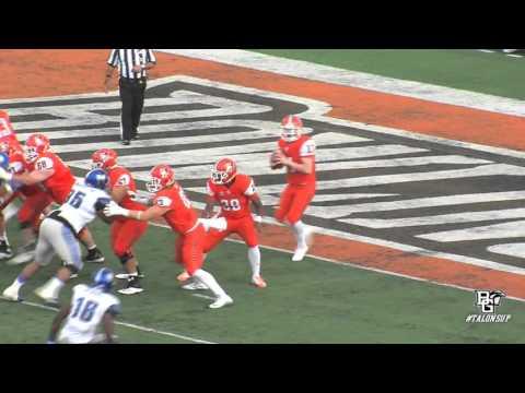 Bowling Green State Football Mid Season Highlights