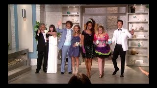 Criminal Minds cast on The Talk - 300 Episodes