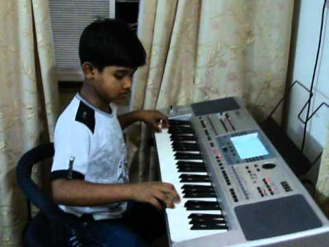Neele Neele Ambar par Indian Instrumental Keyboard