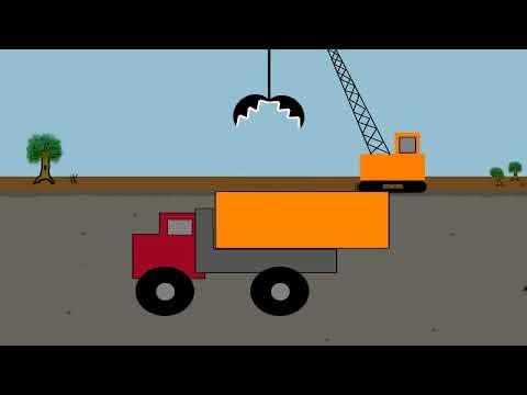 Vids4Ninos - Formas de camiones