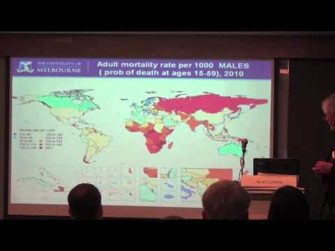 3rd MGMH Summit: 1.1 Global Burden of Disease 2010 Study (Alan Lopez)