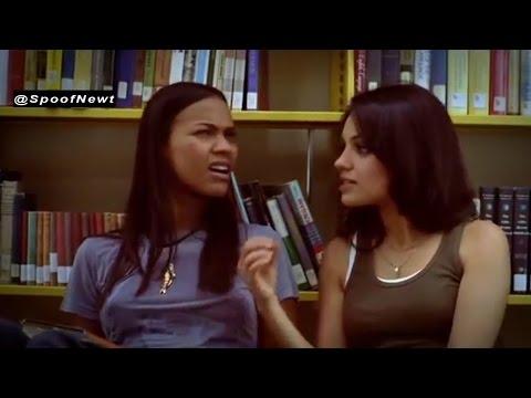 DOY mila kunas lesbian scene library bete
