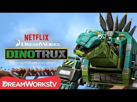 Garby Saves the Day - Season 2 Sneak Peek | DINOTRUX