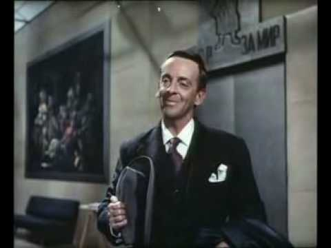 Robert Helpmann Clip1  The Iron Petticoat