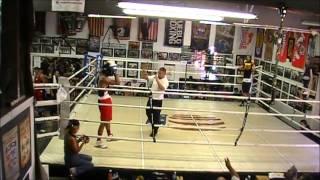21 Francisco Nuno (Tulare AC 21 143) vs Albert Rojas (Fowler 20 146)