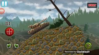 trò chơi Bắn xe tăng vượt địa hình cu lỳ chơi game TANK RACE vui nhộn lồng tiếng