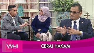 Cerai Hakam   WHI (6 Disember 2018)