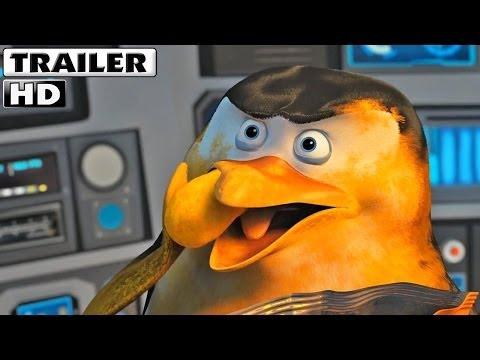 Los Pingüinos De Madagascar Trailer 2014 Español